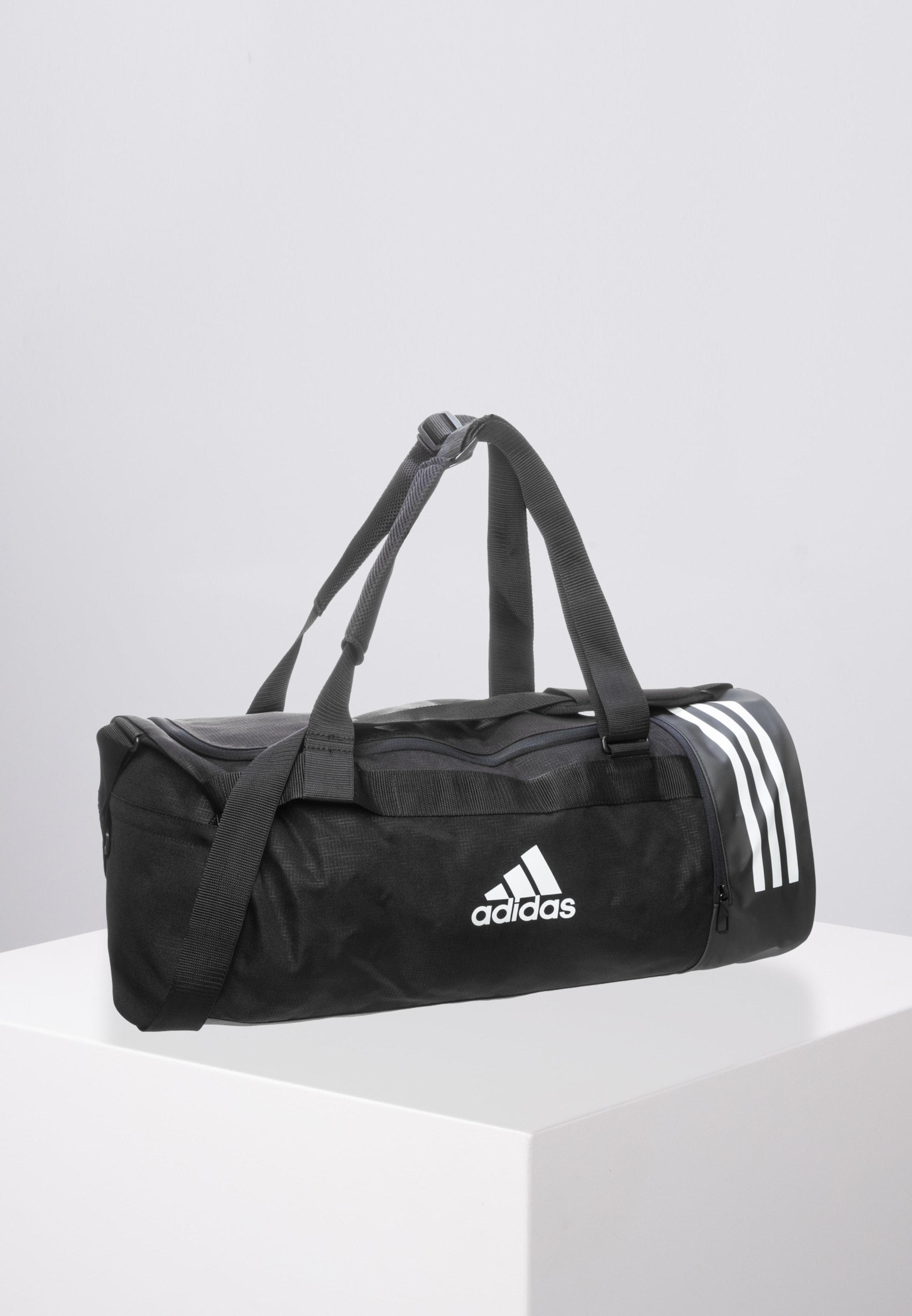 Adidas Performance M Sporttasche Herren Convertible stripes In 3 Schwarz 5RA34jqLcS