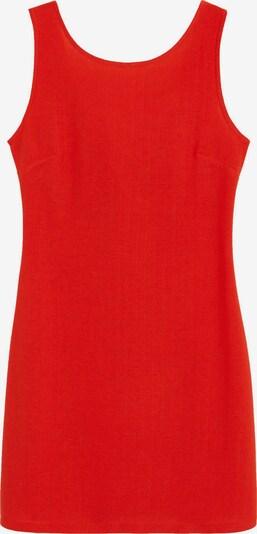 MANGO Kleid in rot: Frontalansicht
