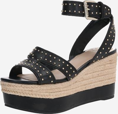GUESS Sandalen met riem 'LATANYE' in de kleur Zwart, Productweergave