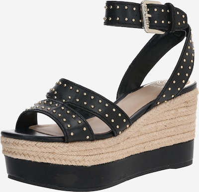 GUESS Sandale 'LATANYE' in schwarz, Produktansicht