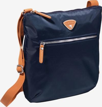 Jump Sac à bandoulière 'Cassis Riviera' en bleu, Vue avec produit