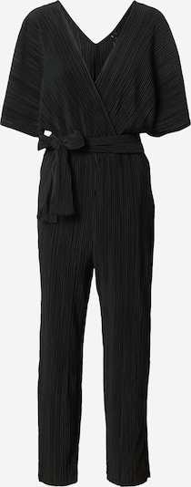 Y.A.S Jumpsuit 'OLINDA' in schwarz: Frontalansicht