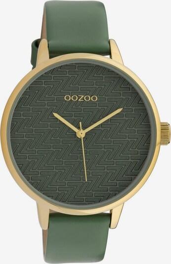 OOZOO OOZOO Quarzuhr »C10248« in gold / grün, Produktansicht