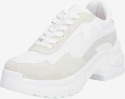 Sneaker low Bianco pe alb, Vizualizare produs