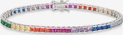 BRUNO BANANI Bruno Banani Silberarmband »Tennisarmband, B0142B/90/I7/19, B0142B/90/I7/21« in silber, Produktansicht