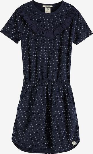 Scotch R'Belle Kleid in nachtblau / weiß, Produktansicht