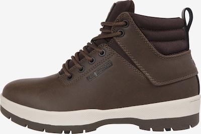 K1X Stiefel in dunkelbraun, Produktansicht