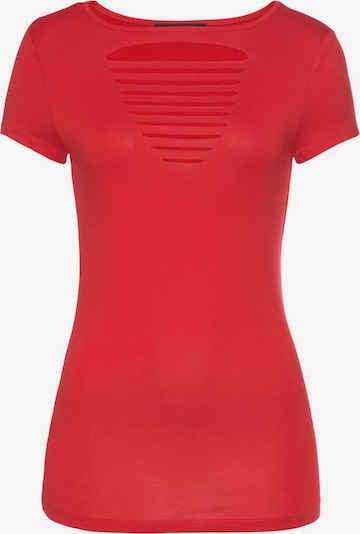 MELROSE T-Shirt in rot, Produktansicht