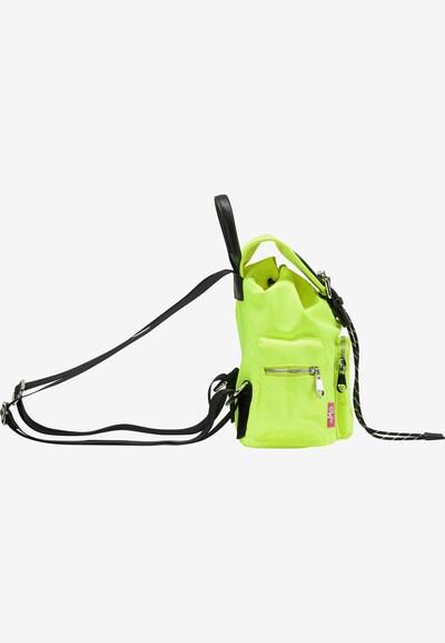 """MYMO """"Rucksack"""" in gelb, Produktansicht"""