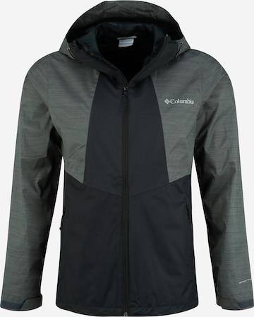 COLUMBIA Jacke 'M Inner Limits II Jacket' in Grau