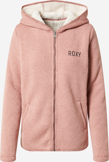ROXY Sweatjacke 'Slopes Fever' in altrosa, Produktansicht