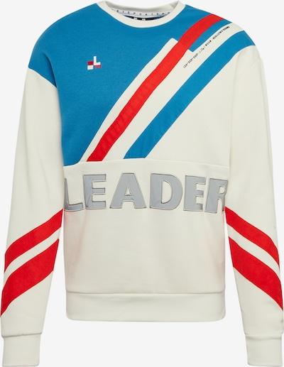 Hailys Men Sportisks džemperis 'Sweatshirt Reflect', krāsa - balts, Preces skats
