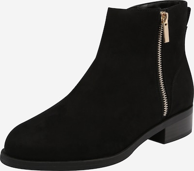 ABOUT YOU Ankle Boot 'Mieke' in schwarz: Frontalansicht