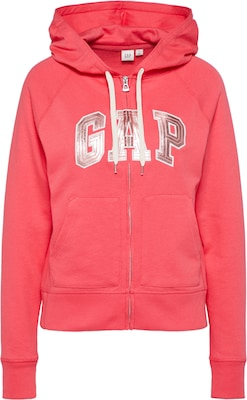 GAP Sweatshirt Jacke 'FOIL HD'