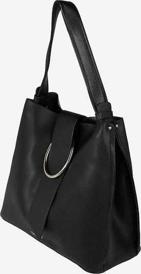 Seidenfelt Manufaktur Handtas 'VEJLE' in de kleur Zwart, Productweergave