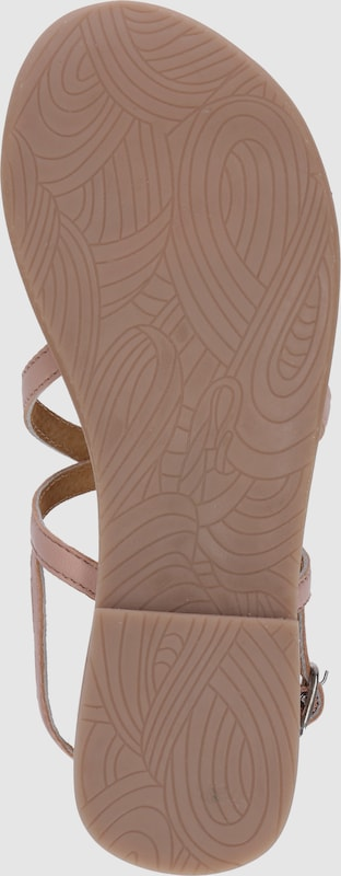 SPM Riemensandale Trina Verschleißfeste billige Schuhe