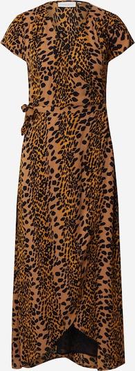 Fabienne Chapot Kleid 'Archana' in braun / schwarz, Produktansicht