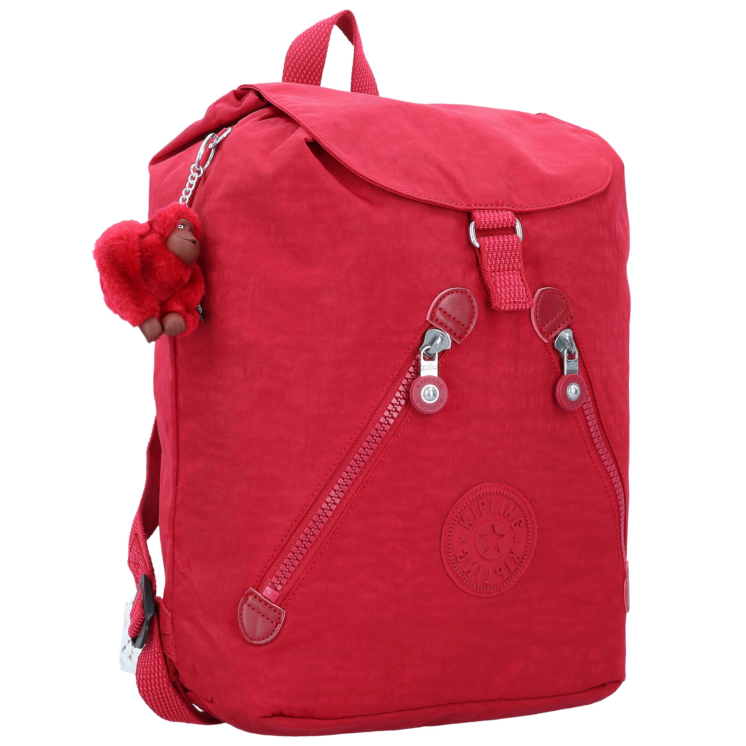 Rucksack Rot Fundamental Kipling Ii' In 'basic WEDY9IH2