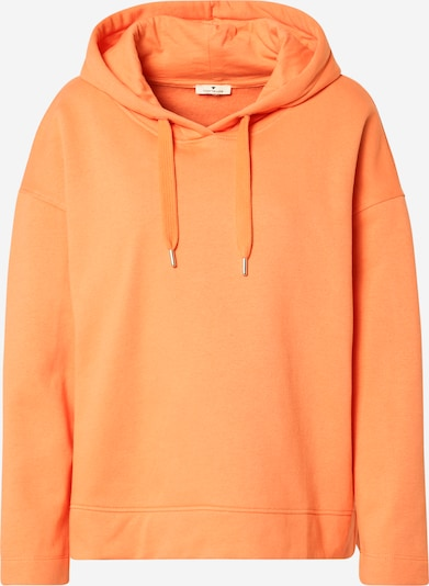 TOM TAILOR Sweatshirt in orange, Produktansicht