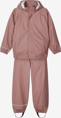 NAME IT Funktsionaalne ülikond, värv roosa