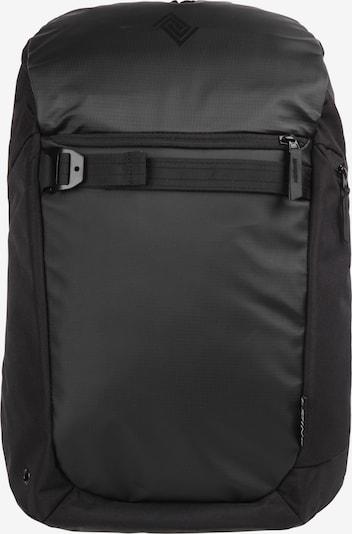 NitroBags Rucksack in schwarz, Produktansicht
