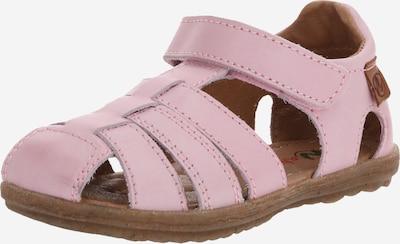NATURINO Sandale in rosa, Produktansicht