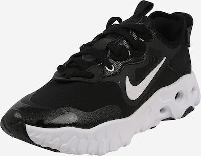 Sneaker low 'React Art3mis' Nike Sportswear pe negru / alb, Vizualizare produs