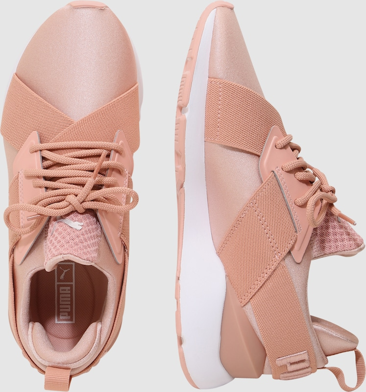 Puma Sneaker Muse Satin Ep Wns