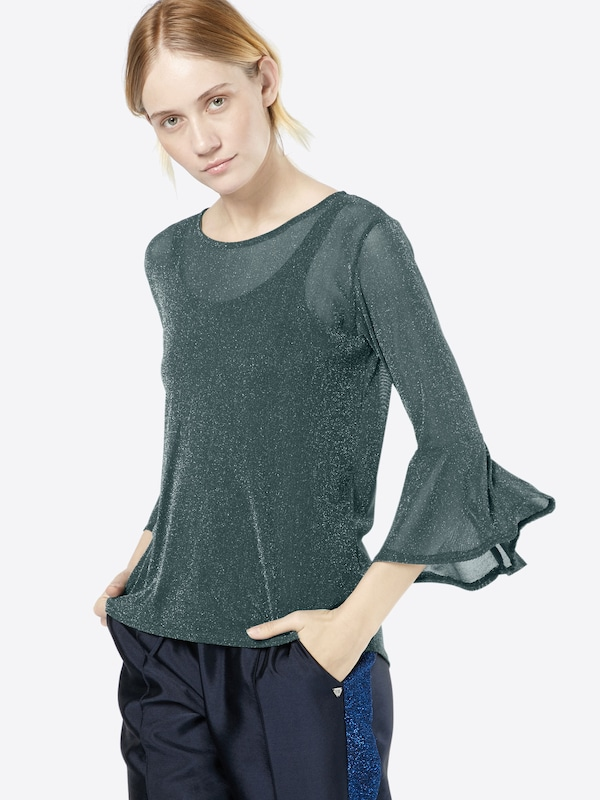 SISTERS POINT Shirt New Gaia-4