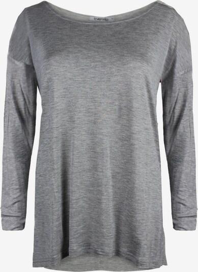 trueprodigy Langarmshirt 'Soyala' in grau, Produktansicht