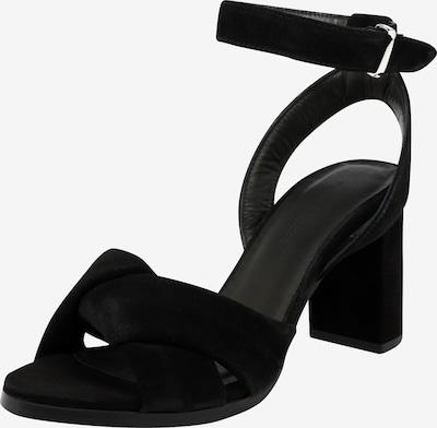Samsoe Samsoe Sandalen in schwarz, Produktansicht