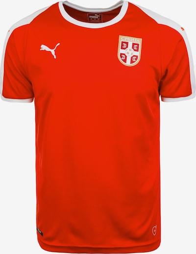PUMA Trikot 'Serbien Home WM 2018' in rot / weiß, Produktansicht