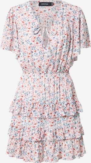 MINKPINK Ljetna haljina 'HEAT WAVE' u mornarsko plava / rosé / bijela, Pregled proizvoda