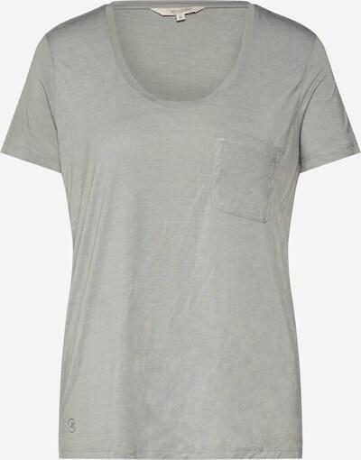 Herrlicher Shirt 'Enja' in grau, Produktansicht