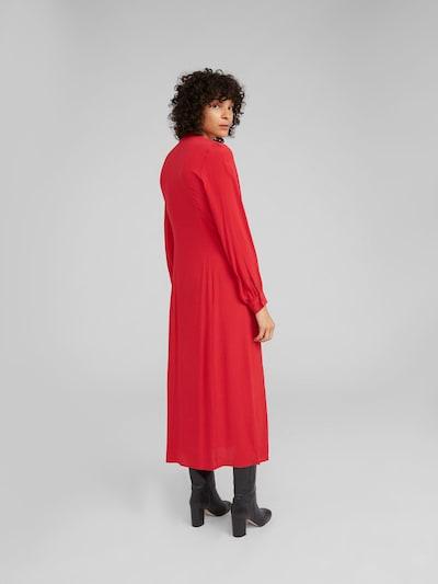 Palaidinės tipo suknelė 'Leonetta' iš EDITED , spalva - raudona: Vaizdas iš galinės pusės