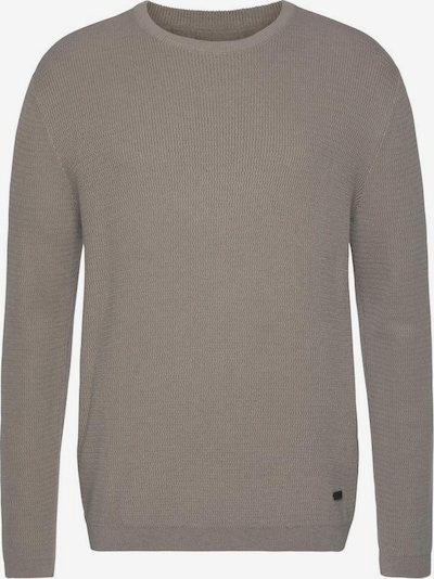 BRUNO BANANI Pullover in grau, Produktansicht