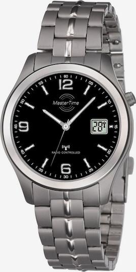 Master Time Uhr 'MTGT-10349-22M' in schwarz / silber, Produktansicht