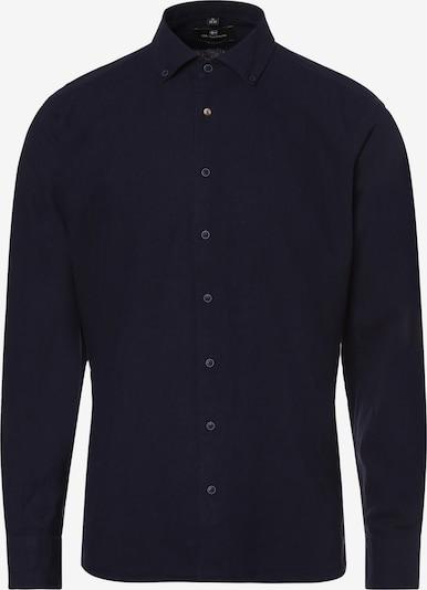 Nils Sundström Hemd in nachtblau, Produktansicht