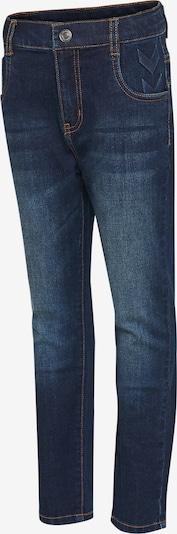 Hummel Sportbroek in de kleur Blauw denim, Productweergave