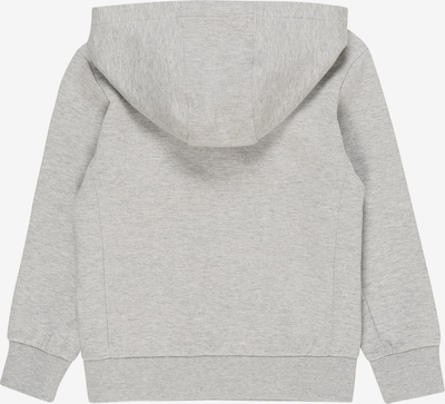 POLO RALPH LAUREN Sweatshirt 'LS PO HOOD-TOPS-KNIT' in graumeliert: Rückansicht