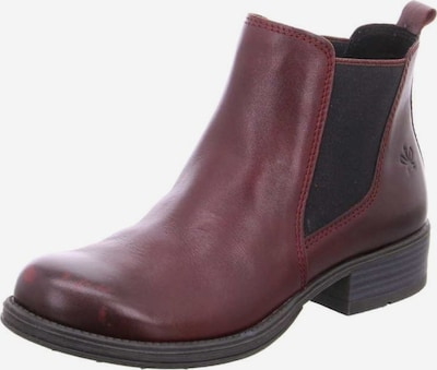 Franz Ferdinand Chelsea Boots in rostbraun / schwarz, Produktansicht