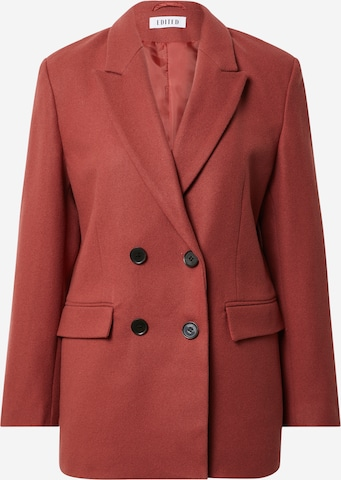 EDITED Overgangsjakke 'Diana' i rød