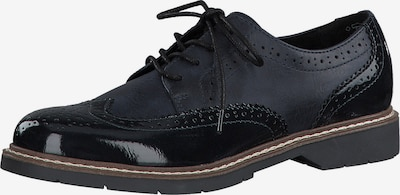 s.Oliver Lace-up shoe in navy, Item view