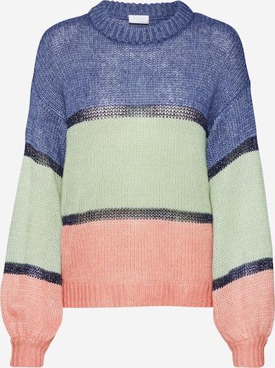Megztinis 'VIPADMA' iš VILA , spalva - tamsiai mėlyna jūros spalva / gencijono spalva / mėtų spalva / koralų splava, Prekių apžvalga