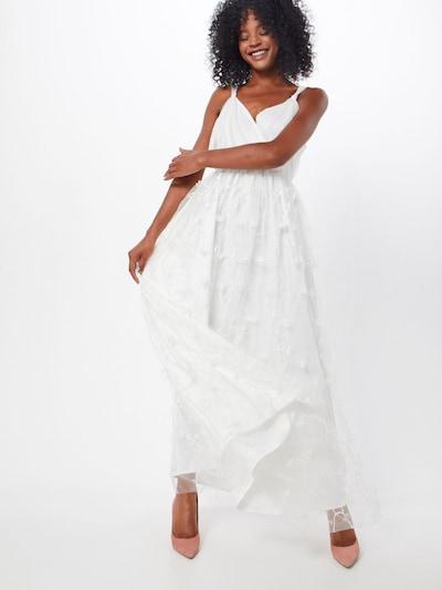 Y.A.S Společenské šaty 'YASVICTORIA' - bílá, Model/ka