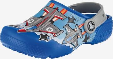 Crocs Clog 'Fighter Jets' in Blau