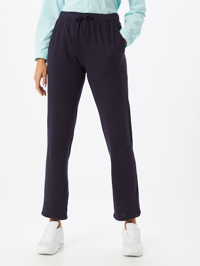 CRAGHOPPERS Sportovní kalhoty 'Carmen' - noční modrá, Model/ka