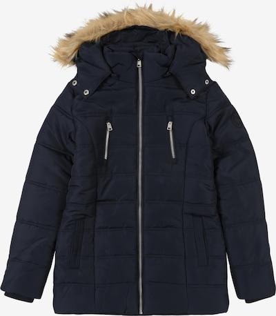REVIEW FOR TEENS Jacke 'TG-19-J801' in dunkelblau / braun, Produktansicht