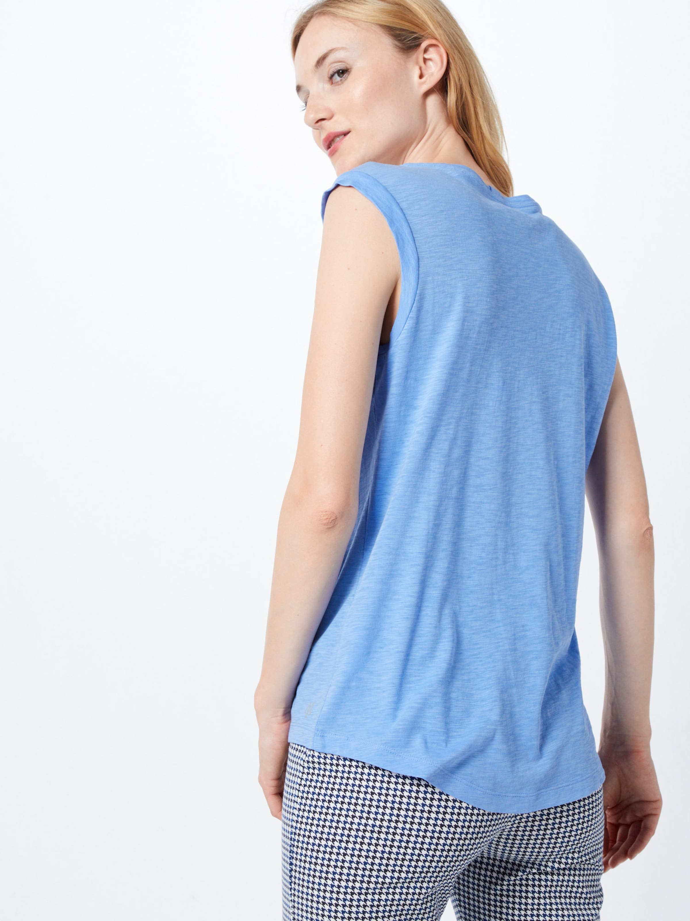 Blau Top Top O'polo In In Blau Marc O'polo Marc Marc ED2IW9H