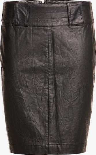 Soccx Rock aus Lederimitat in schwarz, Produktansicht
